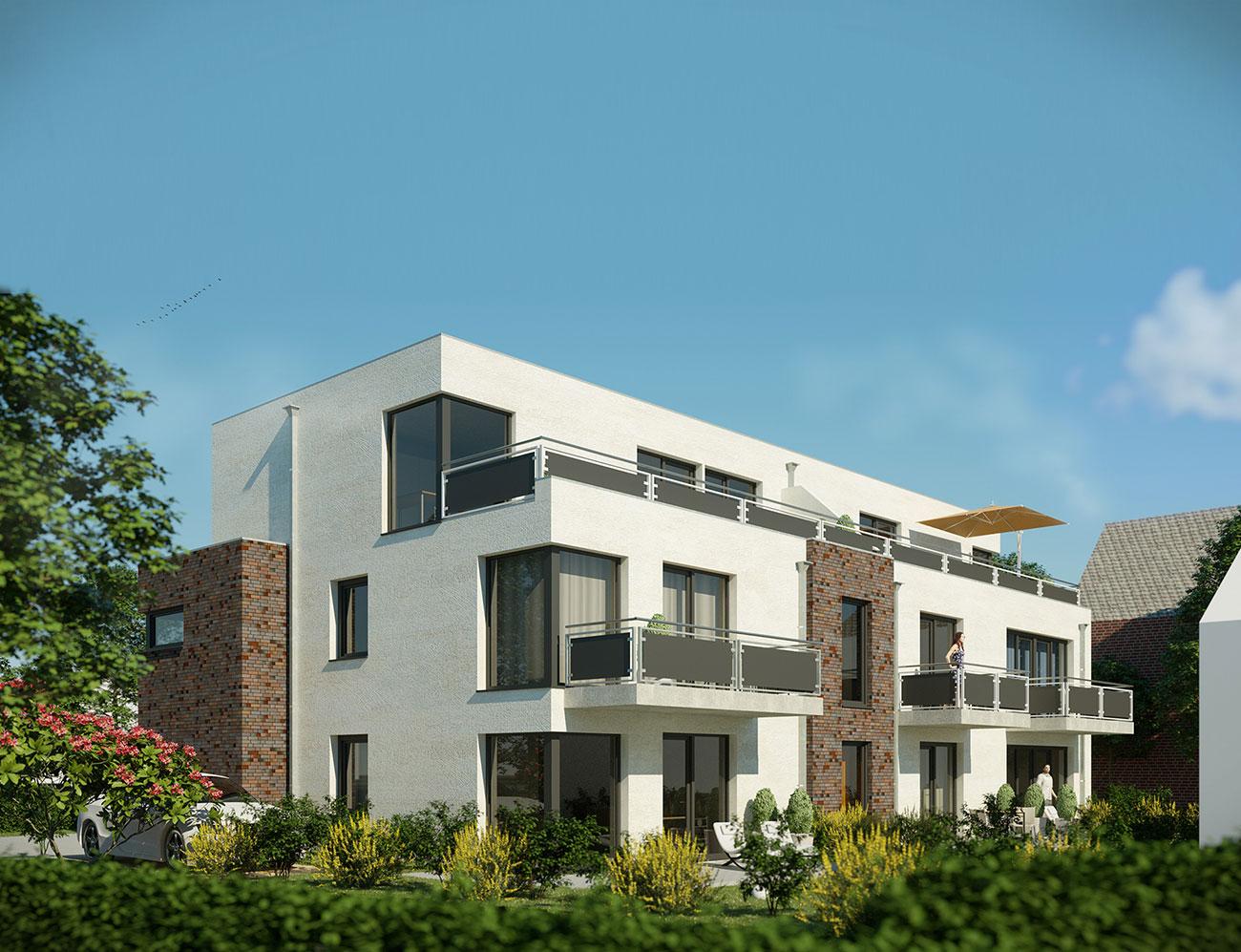 Bauvorhaben bauwerk42 for Koch immobilien tostedt