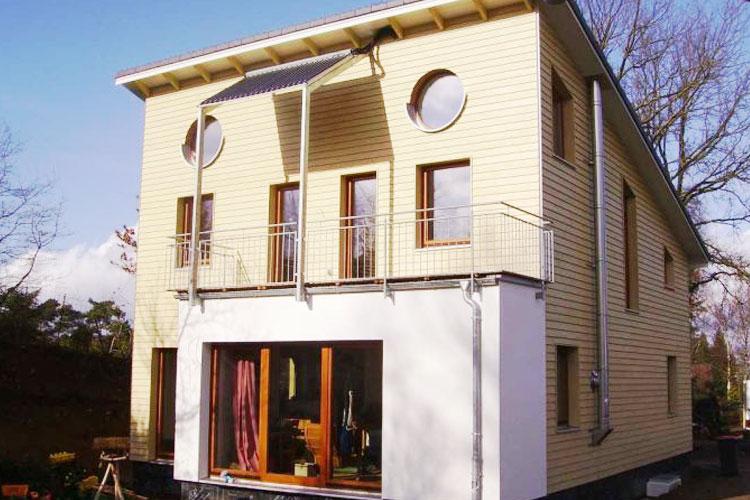 REF-EFH-Passivhaus-Holzrahmen